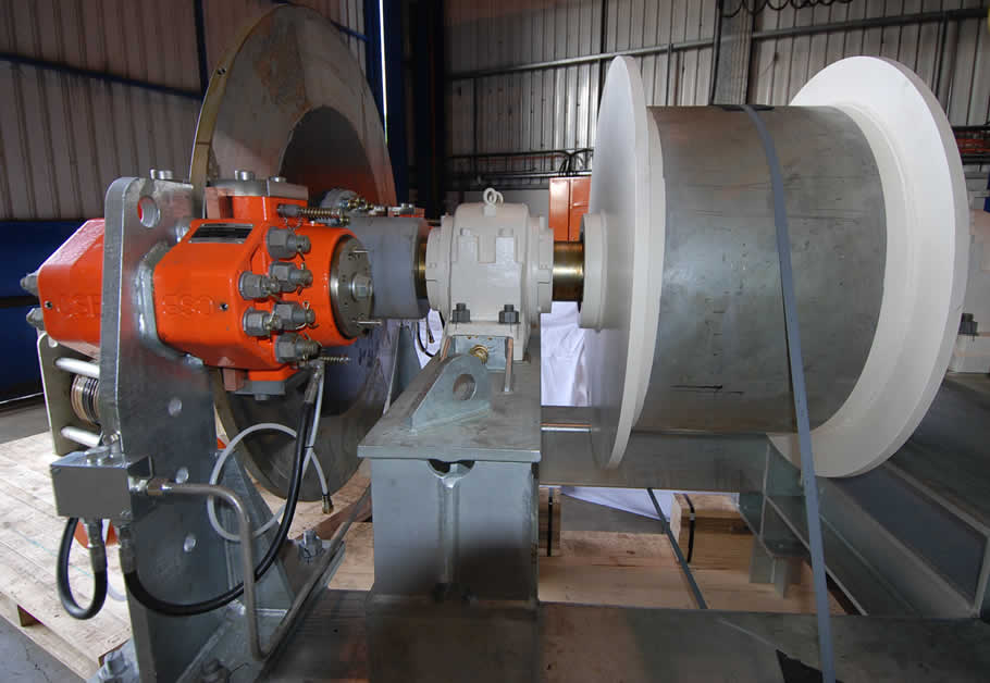 Static Dynamic Winches And Sheaves